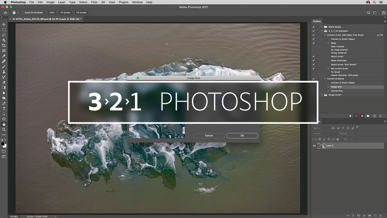 Ten Tips for working with Actions in Photoshop