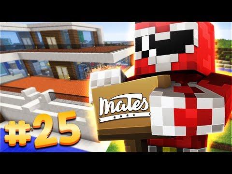 MATES In MINECRAFT - EPISODIO SPECIALE CON I MATES! #25