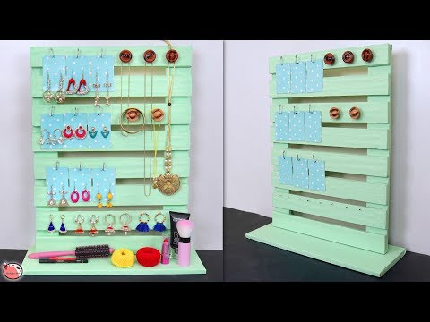 Ladies UseFull !!! Space Saving DIY Organization Idea