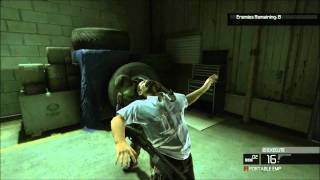 Splinter Cell Conviction: Takedowns