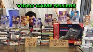 VIDEO GAME SELLERS EP. 109 - BLACK FRIDAY SALES   Scottsquatch