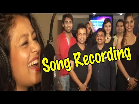 Javed Ali Recording For Film GPL Grand Party Life Inter Hero and Heroine