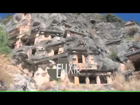 Myra Ruins, Turkey   Travel Guide