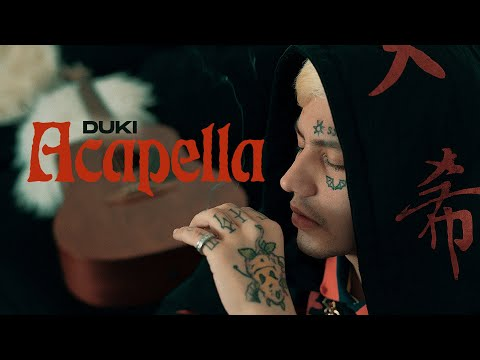 Acapella - Duki