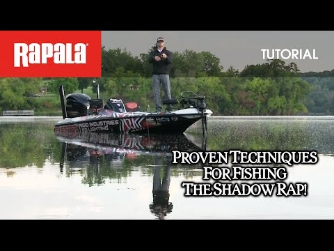 Rapala® Shadow Rap®: Tips & Tricks HOW TO FISH