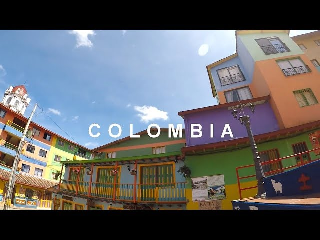 Colombia | A Good Direction