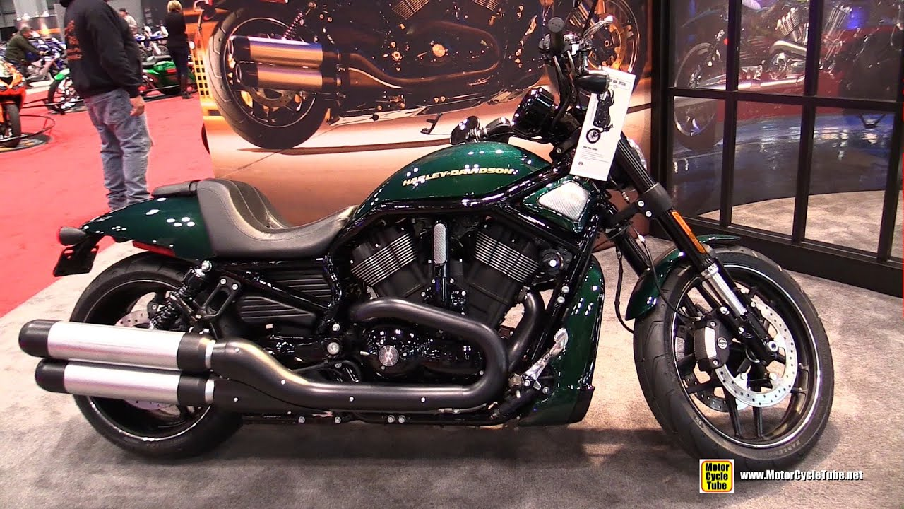 2015 harley-davidson vrsc night rod special - walkaround - 2014