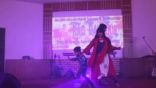 Dilbar। Shotabdi। । RAG 2K18।  GEBT। Jessore University of Science and Technology