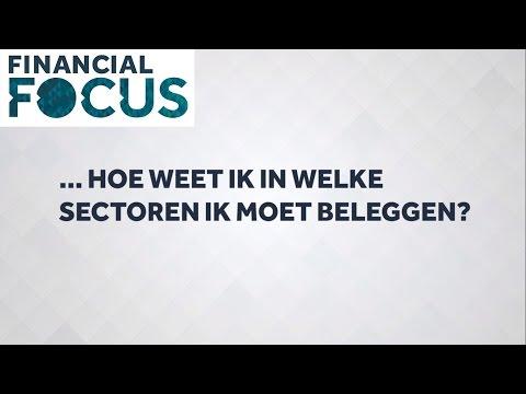 hoe weet ik in welke sectoren ik moet beleggen financial focus