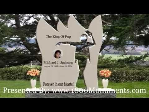 Michael Jackson Tombstone Monument Design Mp3