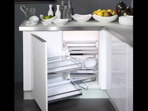 Herrajes online despensa alta extraible herrajes de for Herrajes para cocina