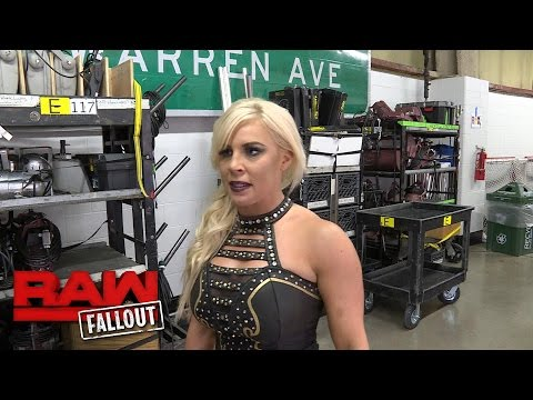 Dana Brooke has unfinished business with...