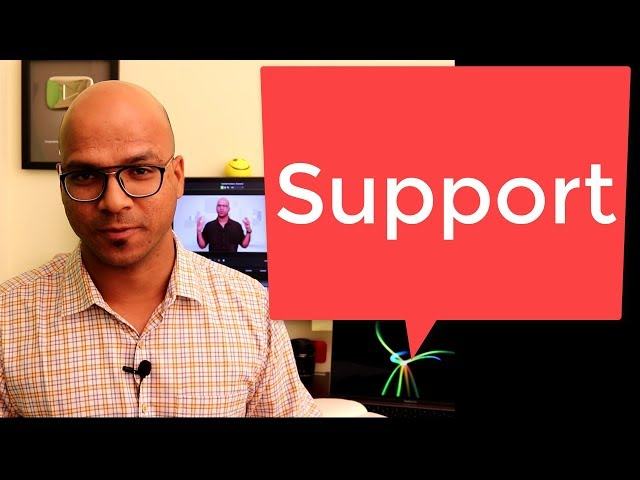 Support Telusko