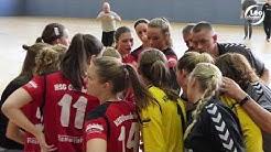HSG Handball-Damen nach Sieg im Spitzenspiel vor dem Aufstieg - Griefahn mit tollen Paraden