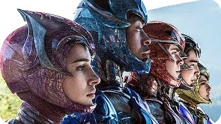 POWER RANGERS Movie Preview (2017) Power Rangers Reboot Explained