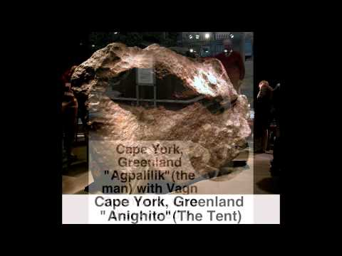 Meteorite Presentation with Q&A 2008-02-26 Madison WI - Madison Gem & Mineral Club
