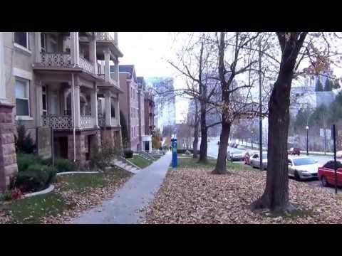 Salt Lake City, Utah. November 2012, Part II. HD