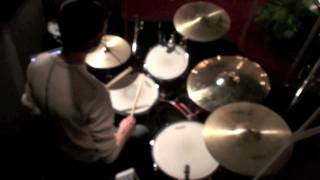 Stronger - Hillsong Live - Drum Cover