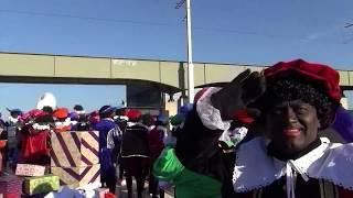 Intocht Zwolle Sinterklaas 2018 - Pietenband de Paardenvoetjes