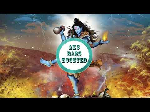 Shiva Tandava Stotram ¦¦ Original Powerful & Best Trance|| AKS BASS BOOSTED