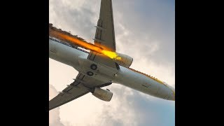 Top 5 Airplane crashes - Plane Accidents