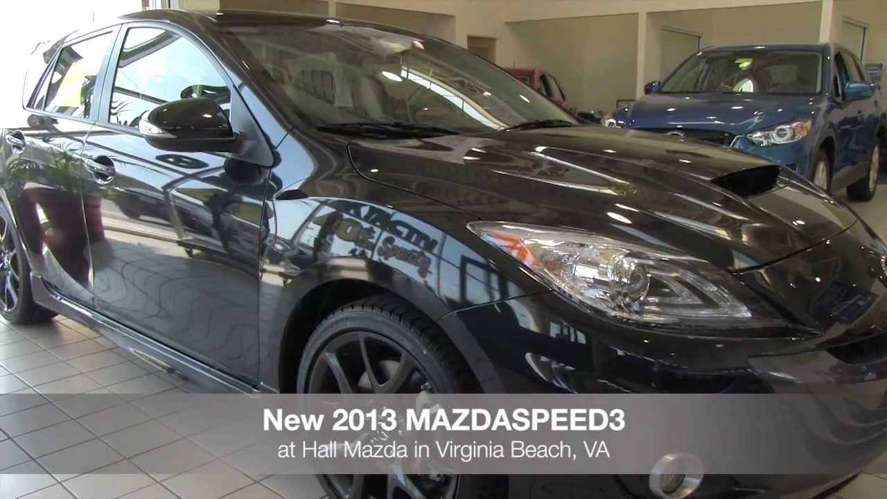 New 2013 MAZDASPEED3 Video Tour VA | Mazda Dealer Virginia Beach
