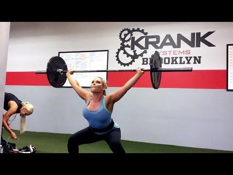 See Natalya's Olympic weightlifting regimen ahead of her SummerSlam bout