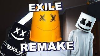 (МИНИ КЛИП) EXILE - MARSHMELLO REMAKE
