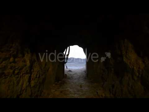 Abandon Gold Silver Mine Daytime 11 - Stock Footage | VideoHive 10974524