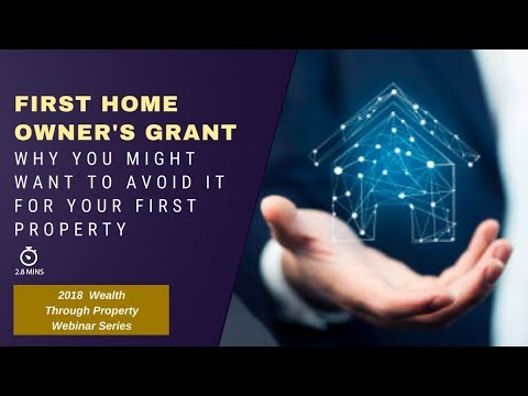 first-home-owner's-grant-why-you-might-want-to-avoid-it-for-your-first-property
