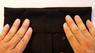 Hem up your pants with permanent strong glue