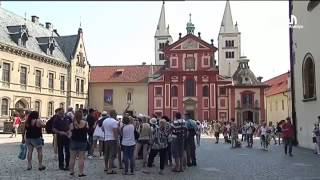 قلعة المدينة في #براغ