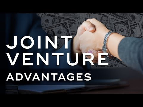 3 Powerful Joint Venture Advantages | Dan Lok