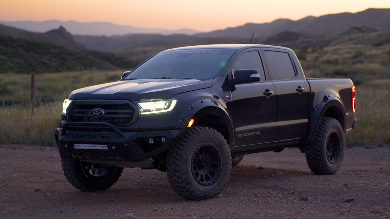 2019-2020 Ford Ranger Upgrade | Hennessey Performance