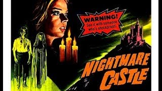 """Nightmare Castle"" Horror Movie Review"
