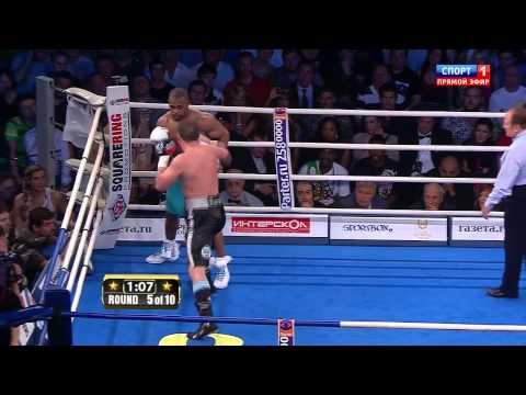 Roy Jones Jr. vs. Denis Lebedev 21.05.2011 HD
