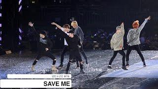 방탄소년단 BTS[4K 직캠]SAVE ME 세이브미@20161001 Rock Music
