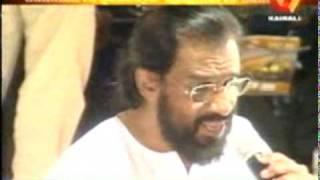 "Dr. K J Yesudas Sings ""Keralam..."""