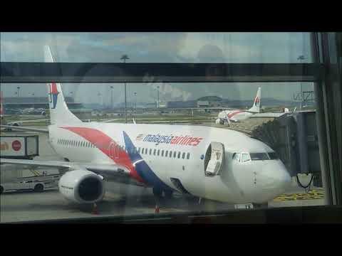 flight trip to Sandakan #Vlog