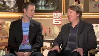 Chris Williams & Don Hall: BIG HERO 6
