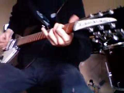 COVER: Reel Around the Fountain - The Smiths - Rickenbacker 330/12