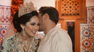 Manal Benchlikha's 1001 Nights Moroccan Wedding in Marrakech ✨
