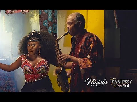niniola-ft-femi-kuti---fantasy-(official-video)