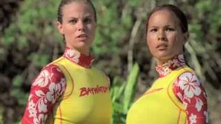 Brooke Burns, Stacy Kamano Breast Expansion Morph in Baywatch