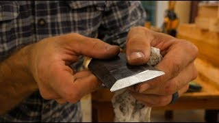 Restoring An Old $20 Stanley Chisel