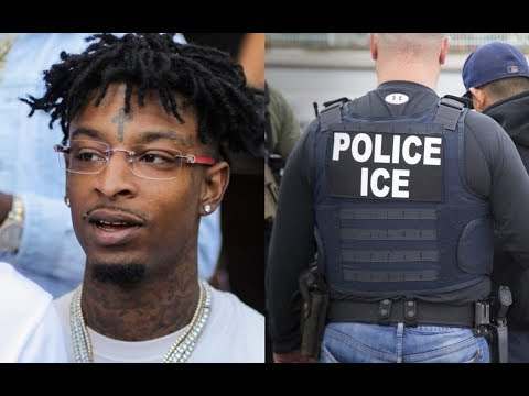 21 Savage ARRESTED by ICE, May Be DEPORTED to the UK Mp3