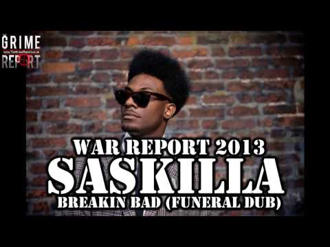 SasKilla (War Dub) 'Breakin Bad' Dissing Jammer, Tre Mission, D Power, JayKae & More