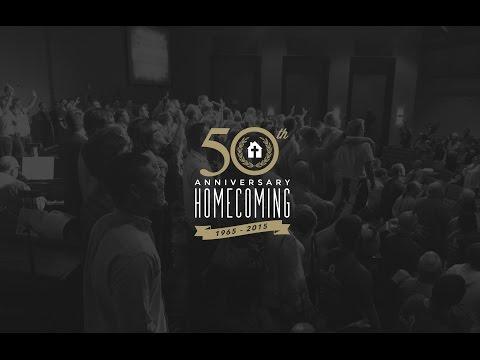 50th Anniversary Homecoming