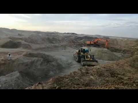 استخراج الذهب في شمال السودانGold mining in sudan