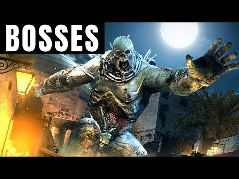Dead trigger zombie big dead trigger 2 all bosses malvernweather Images